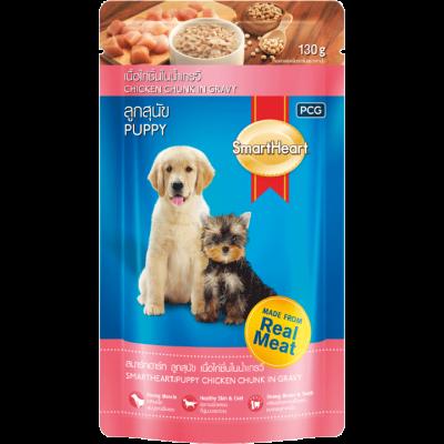 dog food SHD-Pouch-puppy-chicken