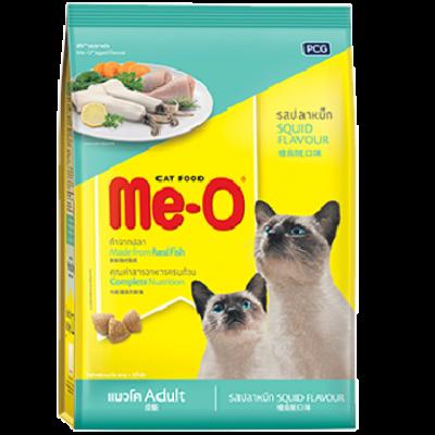 cat food Me-O-Squid